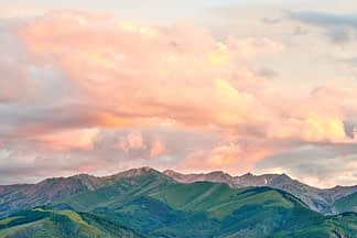 Snowmass Sunrise