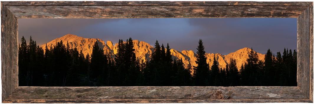 Ridgelight Framed